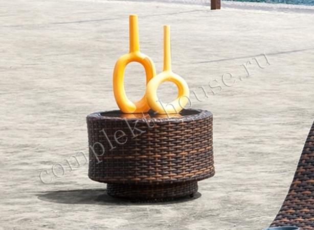 """""""Valencia"""". Кофейный столик, диаметр 50 см."""