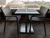 «Campania». Стол, 70х70 см.