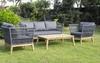 Кресло плетеное Alikante