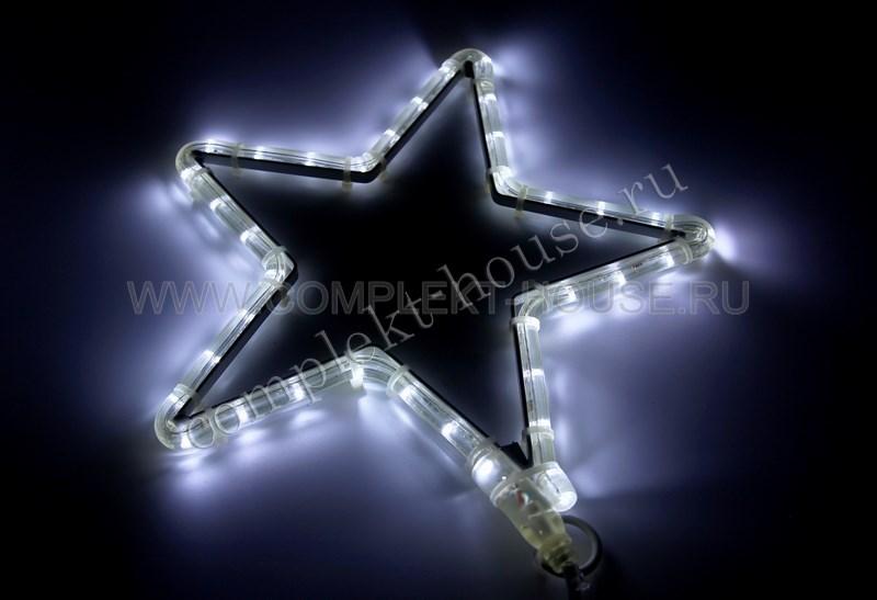 """""""Звездочка LED"""". Фигура световая, 30х28 см."""