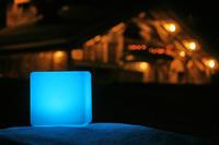 Светодиодный светильник Dice 20х20х20 см