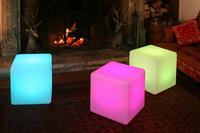 Светодиодный светильник CubeBig 50x50x50 см