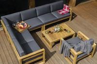 Комплект Blooko с кофейным столиком