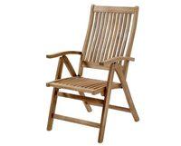 Кресло из акации Everton