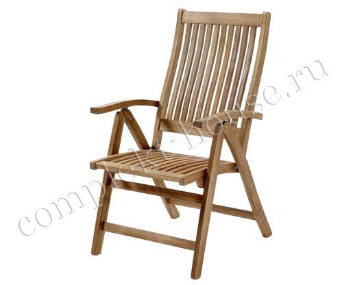 """Everton"". Кресло из акации."