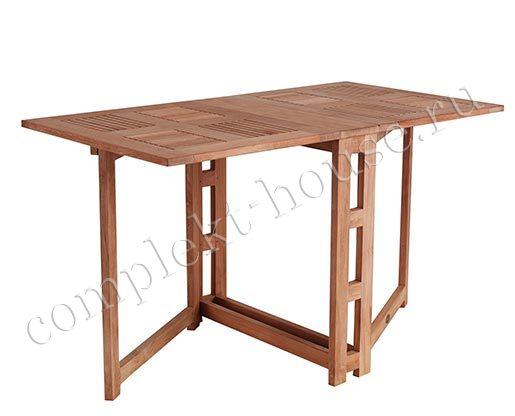"""""""Arosa"""".Стол из тика, раздвижной, размер 130х70 см."""