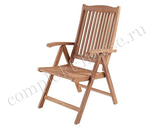 """""""Veronica"""". Кресло из тика , складное."""