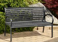 """""""Kensington"""".Скамейка, длинна 125 см."""