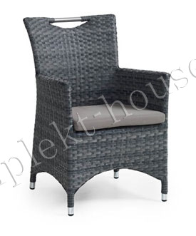 """""""Edinburgh"""". Плетеное кресло."""
