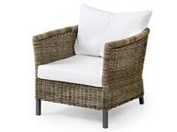 """Menorca"". Плетеное кресло."