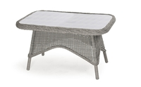 """PAULINA"". Плетеный стол, 100х60х45 см."