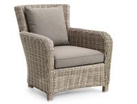 """""""Venus"""".Плетеное кресло, искусственный ротанг."""