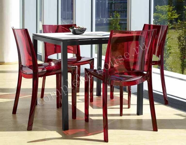 """""""B-SIDE"""". Мебель для кафе."""