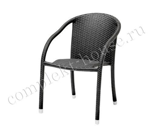 """""""Coco"""". Плетеное кресло, штабелируемое."""