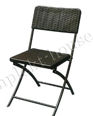 """""""Glade"""". Складной пластиковый стул."""