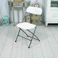 Складной пластиковый стул Frugal
