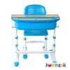 """Capri Blue"". Детский стол-парта."