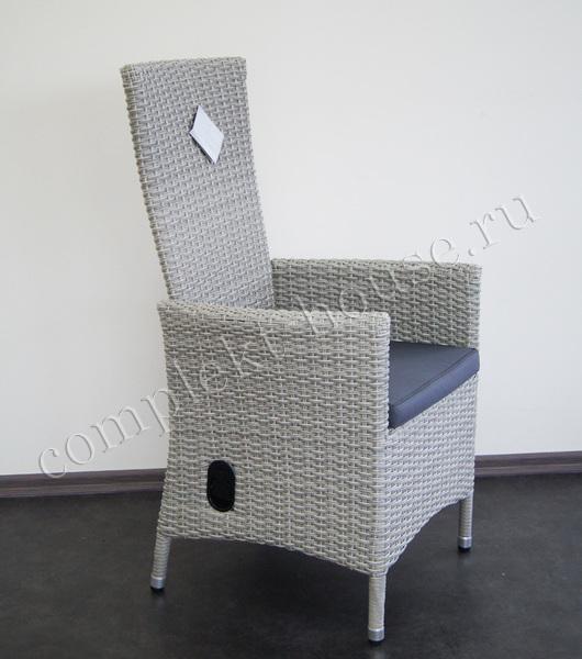 Кресло с откидной спинкой Capri