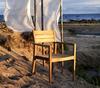 Кресло из тика Chios (91966)