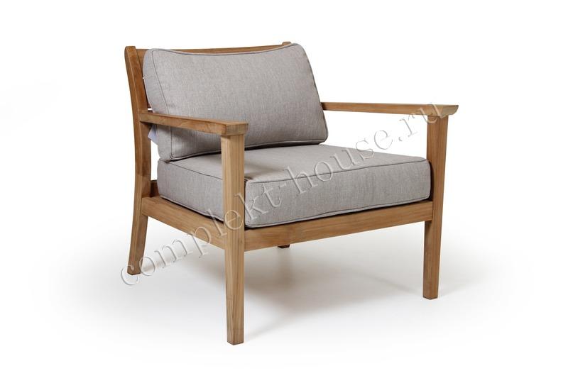 Кресло из тика Chios