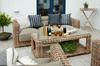 Комплект мебели из искусственного ротанга Eddo