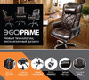 """PRIME EGO"". Массажное кресло Lux."