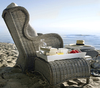 """Evita"". Плетеное кресло."