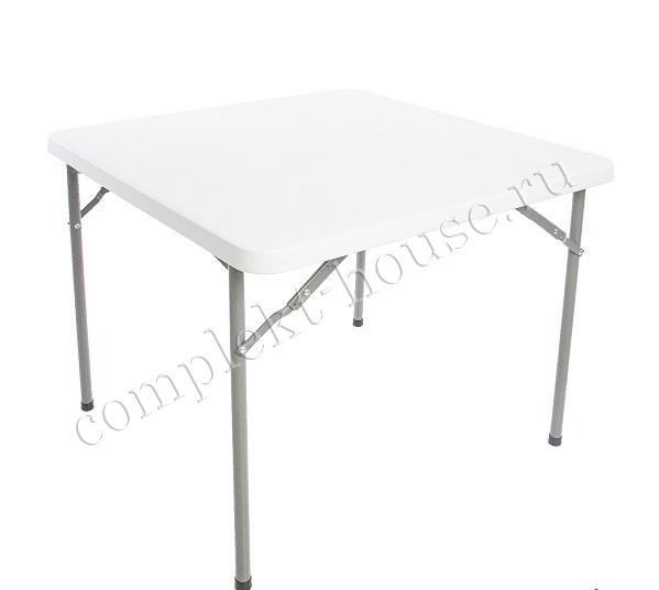 Стол складной пластиковый Lawn 90