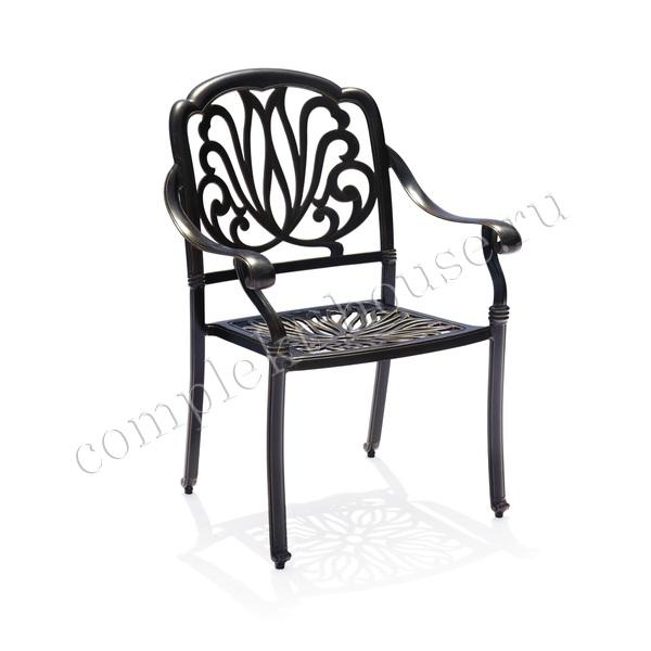 Кресло из литого алюминия Phoenix