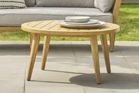 Кофейный столик из акации Girona