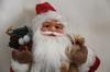 Новогодняя фигура Дед мороз 61 см