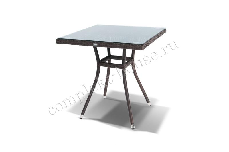Стол плетеный Korto