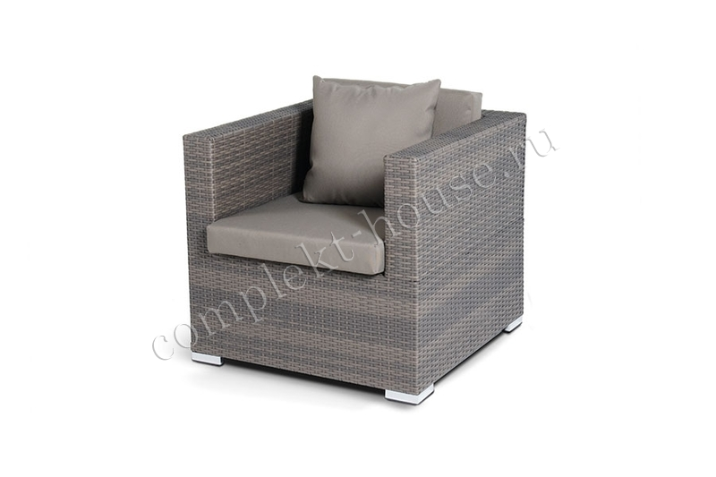 Кресло из искусственного ротанга Belluno