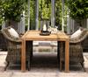 """Leros"". Обеденный стол (220х100х75 см)."