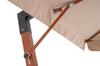Зонт с боковой опорой Leon 3х3 м.