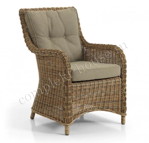 Кресло из искусственного ротанга Modesto