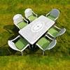 Кресло из литого алюминия Vulcan
