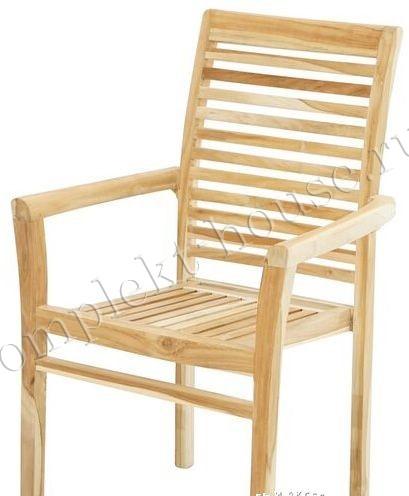 """""""ECO-Pitsburg"""". Кресло из тика."""