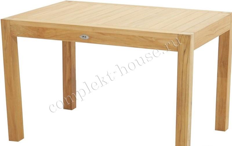 Стол из тика Heven New (размер 120х80)