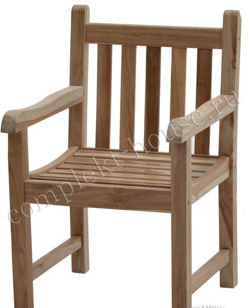 Кресло из тика ECO-COVENTRY