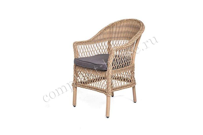 Плетеный стул Sicily