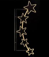 """""""5 stars"""". Светодиодное панно (0,9х2 м)."""