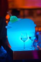 Светящееся ведерко для напитков So Fresh