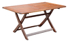 """""""Vega"""". Складной стол, 150х85х72 см."""